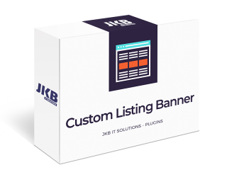 Shopware Custom Listing Banner