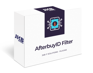 Shopware AfterbuyID Filter