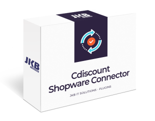 Cdiscount Shopware Connector