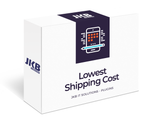 Shopware Lowest Shipping Cost
