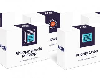 Pluginy Shopware. Kilka nowości w JKB IT Solutions